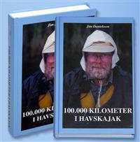 """100.000 km i havskajak"" av Jim Danielsson"