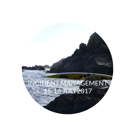 Incident Management (ISKGA) 2-dagars 15-16 juli 2017